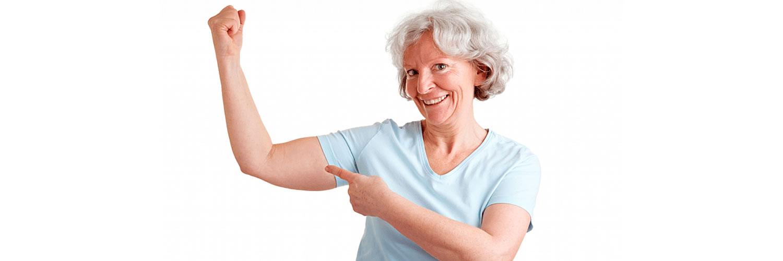 Estrategias nutricionales para mantener la masa muscular y la fuerza con la edad