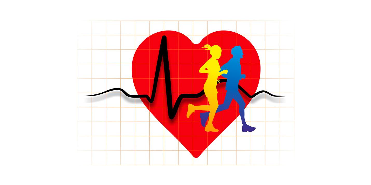 ejercicio e infarto
