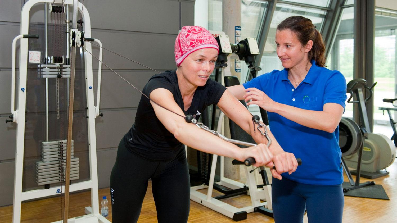 Entrenamiento de fuerza y cáncer