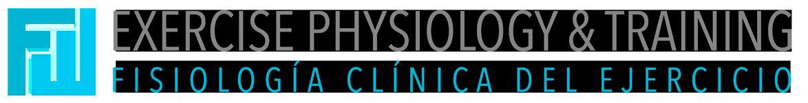 Fisiología Clínica del Ejercicio Logo