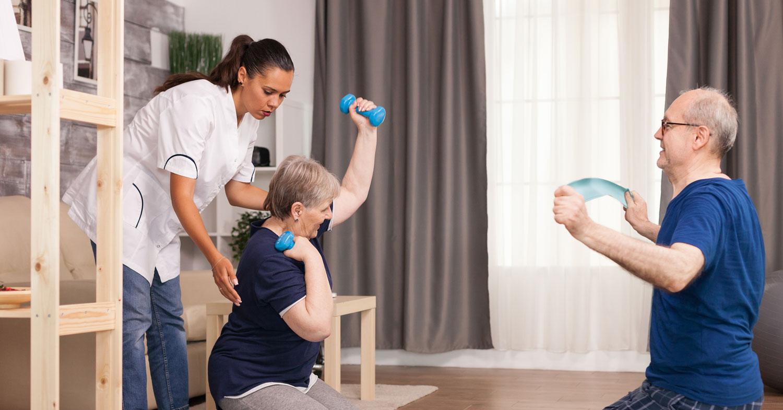 Efectos del ejercicio terapéutico en pacientes con enfermedad coronaria