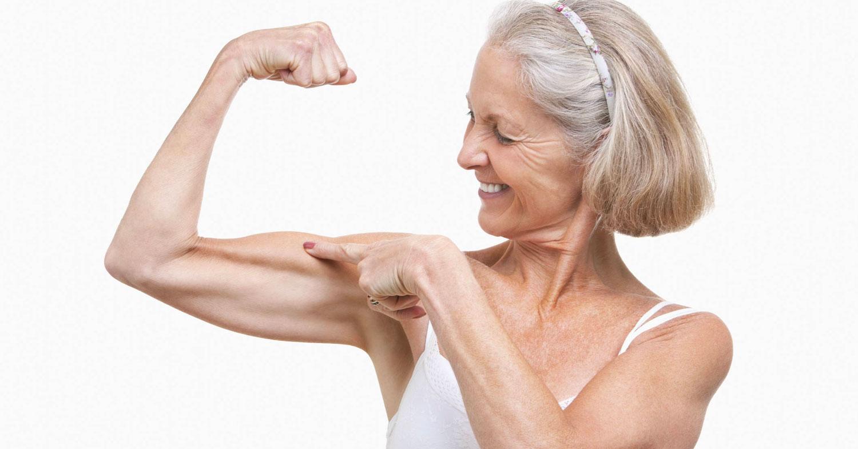 Efectos del ejercicio de fuerza y del control del equilibrio sobre pacientes con sarcopenia de 80-99 años