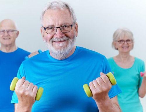 Seguridad y eficacia de las intervenciones con ejercicio a largo plazo en personas de edad avanzada