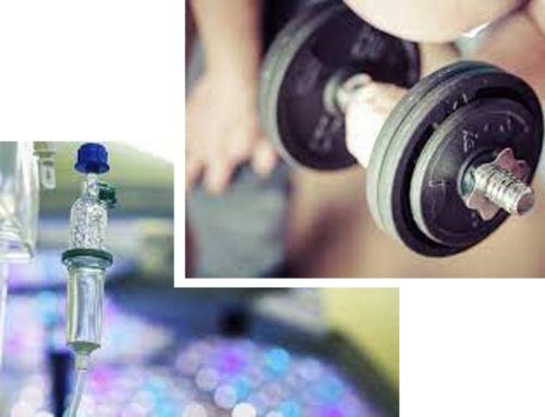 Efectos del ejercicio sobre la masa libre de grasa en pacientes con cáncer